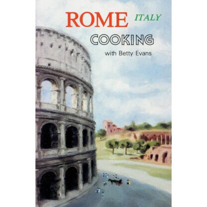rome cooking, art