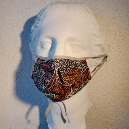 Aboriginal Print Mask